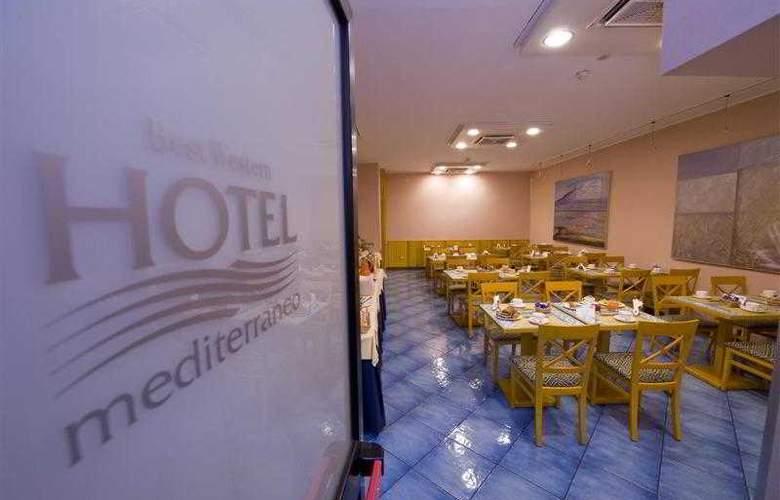 Best Western Mediterraneo - Hotel - 45