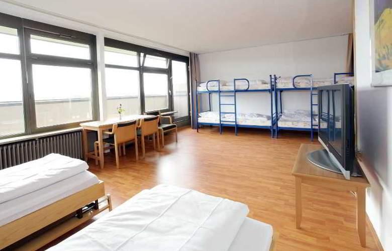 A&O Karlsruhe Hauptbahnhof - Room - 14