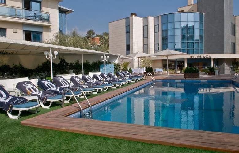 Best Western Mediterraneo - Pool - 51