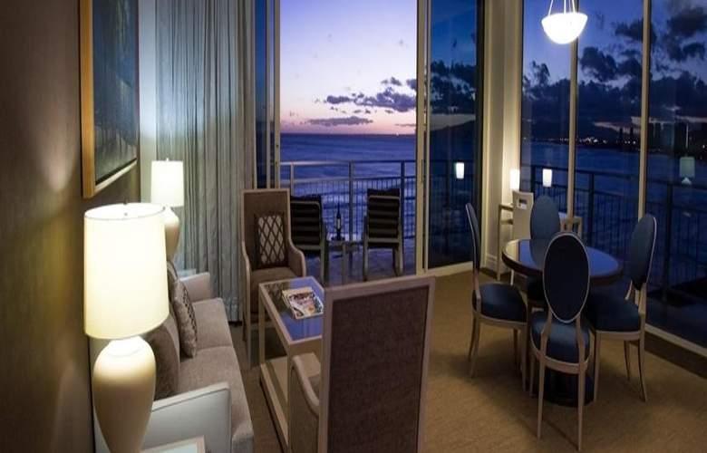 New Otani Kaimana Beach - Room - 9