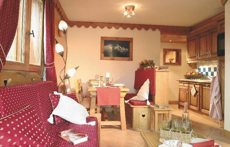 Residence Pierre & Vacances Premium Les Fermes du Soleil - Room - 6
