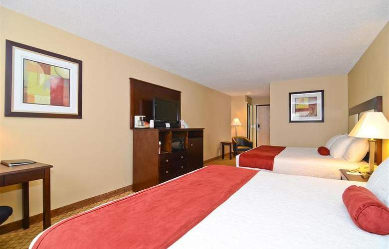 Best Western Plus Macomb Inn - Room - 42
