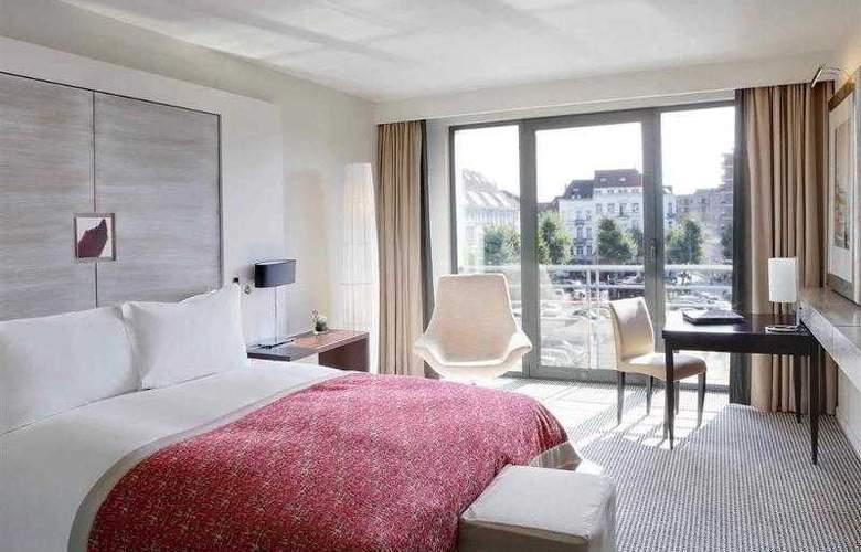 Sofitel Brussels Europe - Hotel - 46