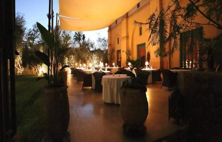 Riad Les Deux Tours - Restaurant - 23