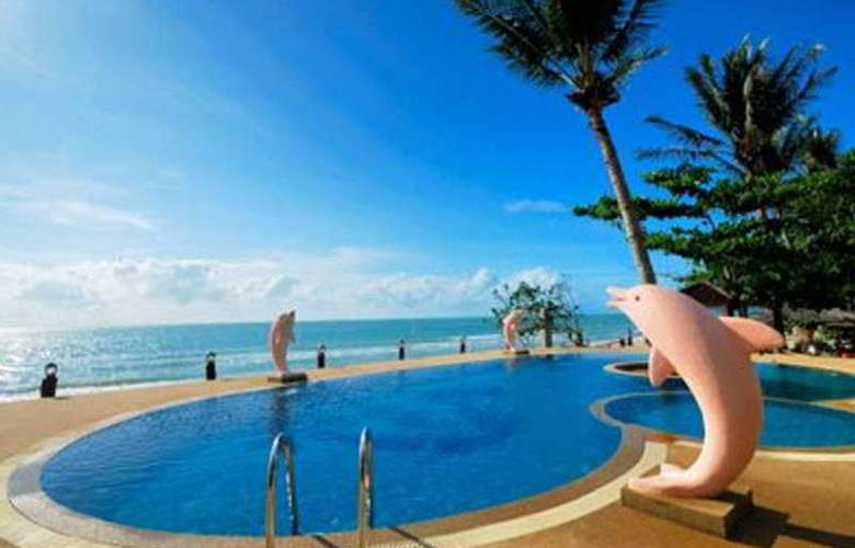 Talkoo Beach Rst Khanom - Pool - 5
