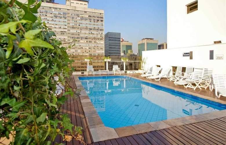 Mercure Sao Paulo Alamedas - Hotel - 23