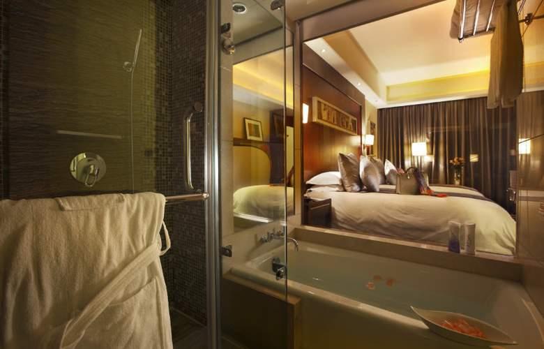 Kingdom Narada Grand Hotel Yiwu - Room - 12