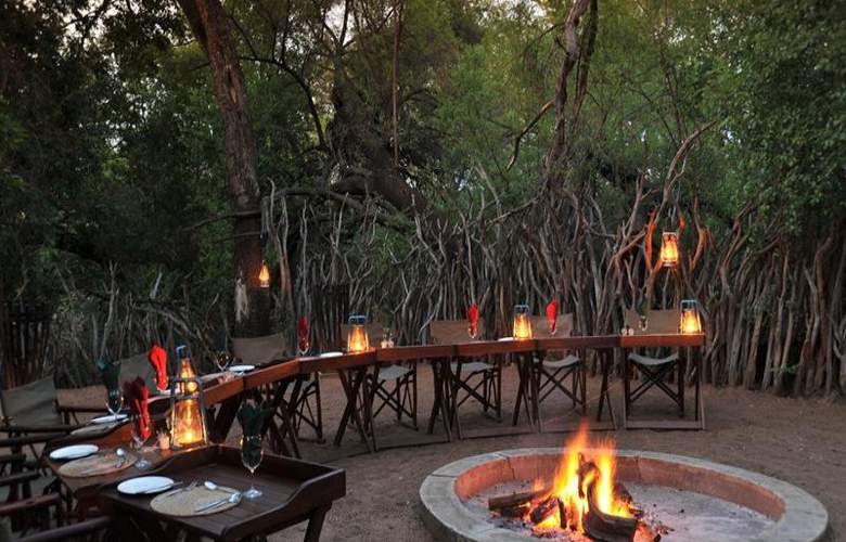 Madikwe River Lodge - Restaurant - 9