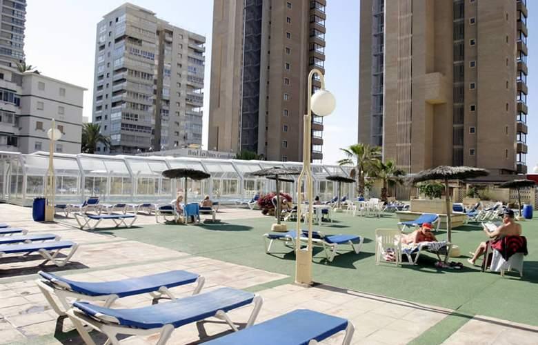 Les Dunes Suites - Terrace - 1