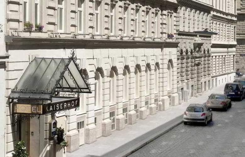 Kaiserhof Wien - Hotel - 7
