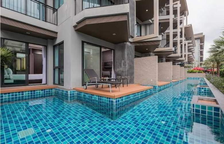 The Charm Resort Phuket - Pool - 3