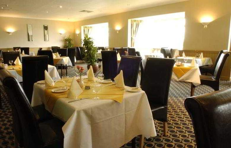 Best Western Leicester North & Conference Centre - Restaurant - 4