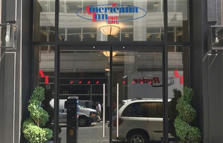 Americana Inn - Hotel - 0