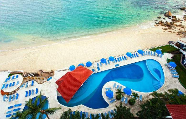 Grand Park Royal Luxury Resort Puerto Vallarta - Pool - 3