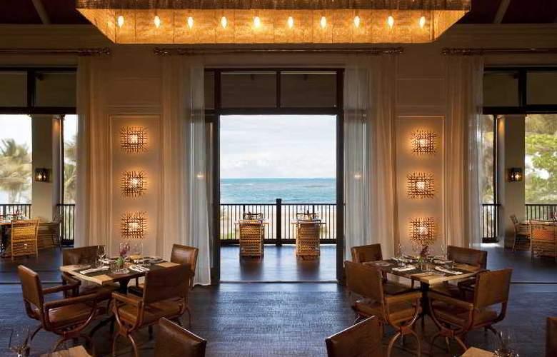 St. Regis Bahia Beach Resort - Restaurant - 21