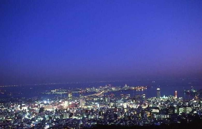 Kobe Bay Sheraton Hotel and Towers - Hotel - 4