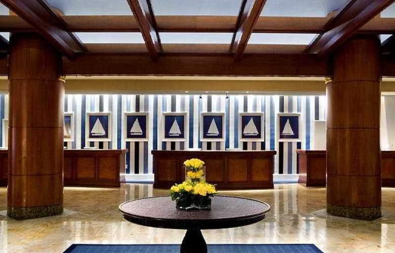 Sheraton San Diego Hotel & Marina - General - 4