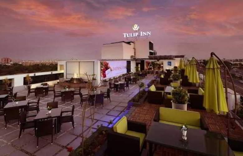 Tulip Inn Ahemadbad - Terrace - 6