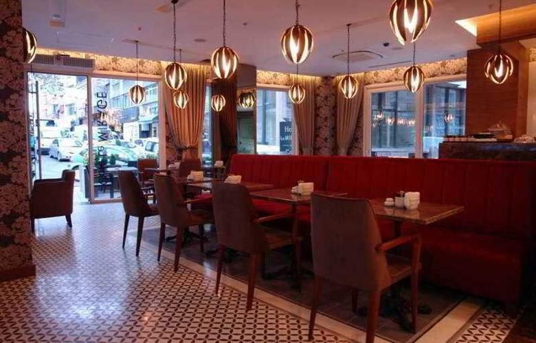 Le Mirage Hotel Sisli - Restaurant - 9