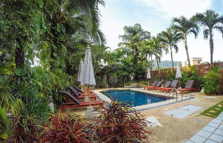 Bangtao Beach Chalet Phuket - Pool - 55