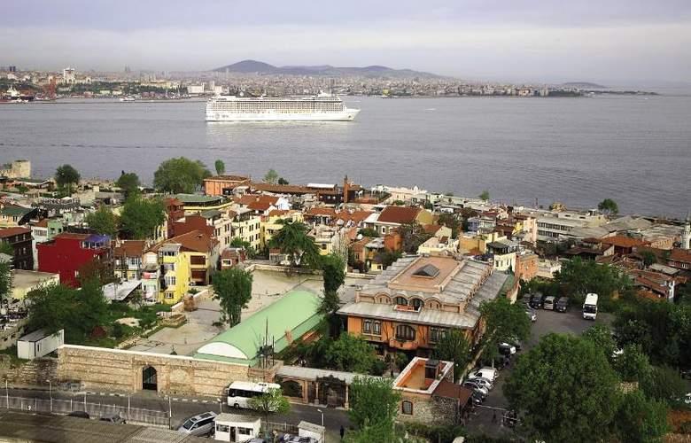 Sultanahmet Palace Istanbul (Otel Sultanahmet Sarayı) - Hotel - 4