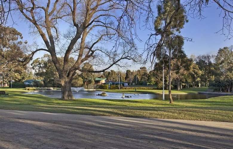 Best Western Melbourne's Princes Park Motor Inn - Hotel - 48