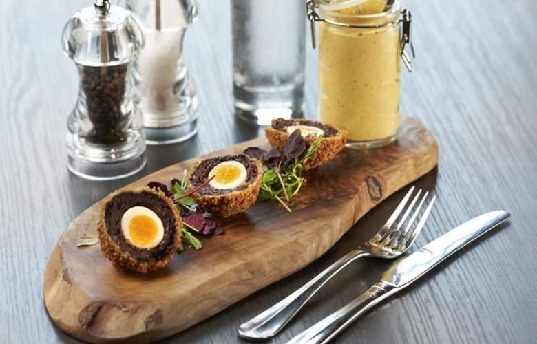 Hilton London Docklands Riverside - Restaurant - 47