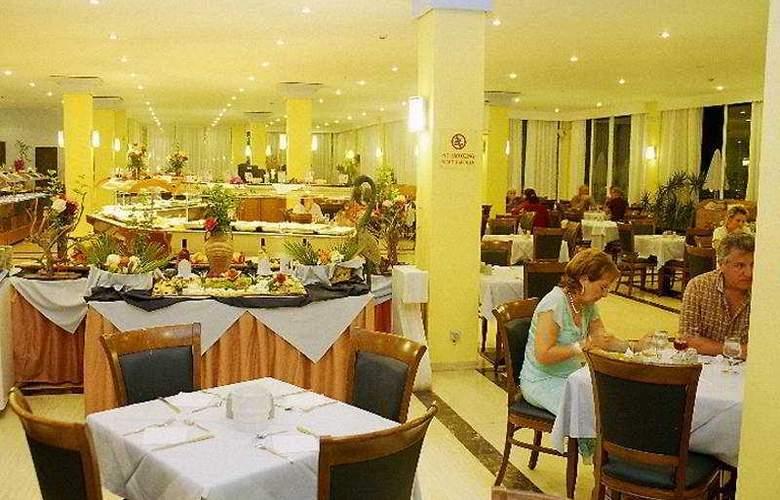 Imperial Belvedere - Restaurant - 7