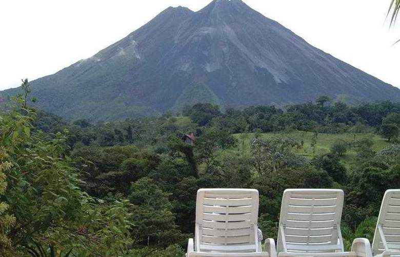 Arenal Paraiso Resort & Spa - Terrace - 8