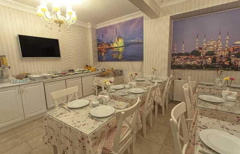 Miran Hotel - Restaurant - 3
