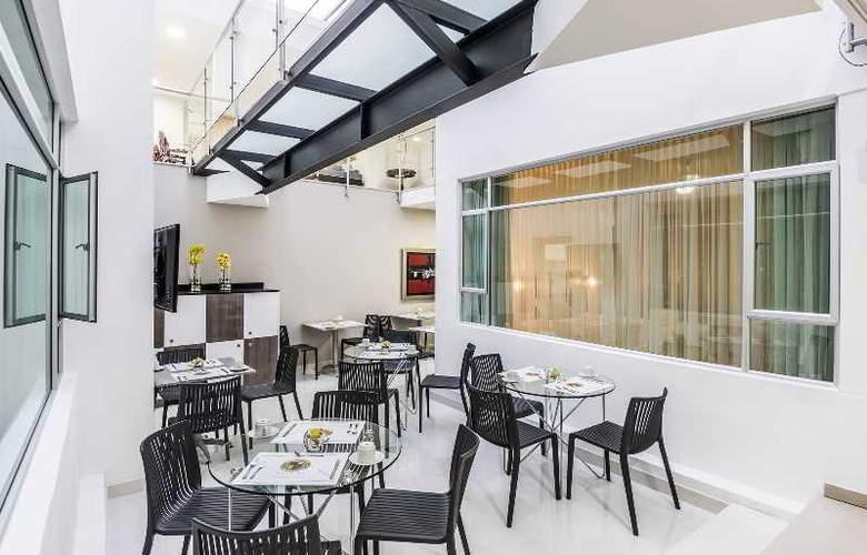 Casa Hotel Asturias - Restaurant - 3