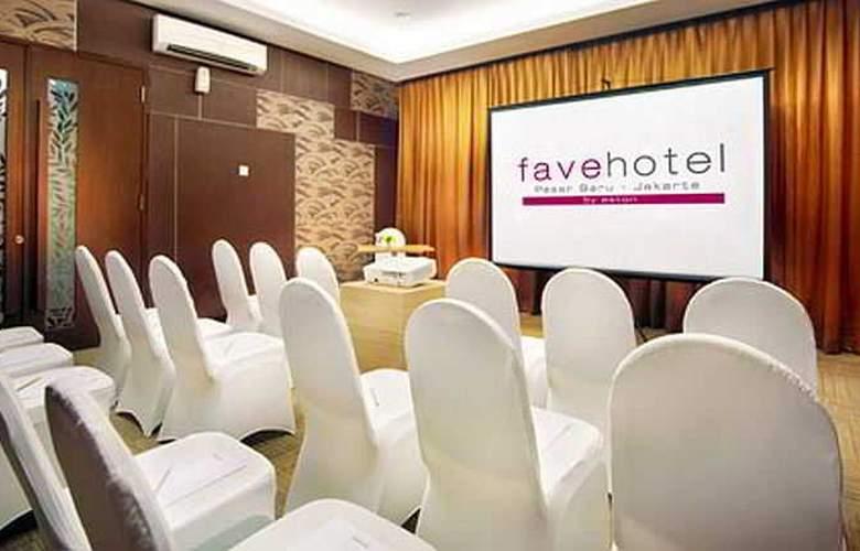 Favehotel Pasar Baru - Conference - 6