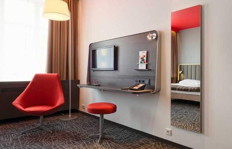 Park Inn by Radisson Central Tallinn - Room - 12