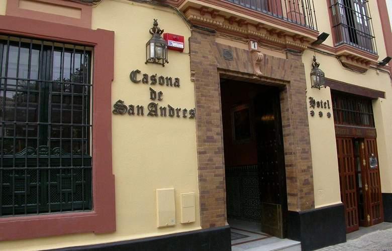 Casona de San Andrés - Hotel - 0