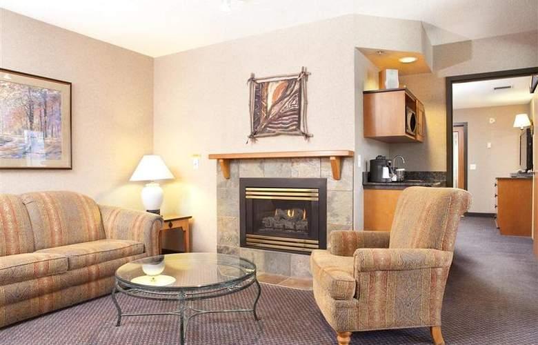 Best Western Plus Pocaterra Inn - Room - 116