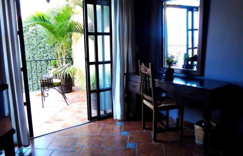 Hotel Boutique la Villa del Ensueño - Terrace - 11