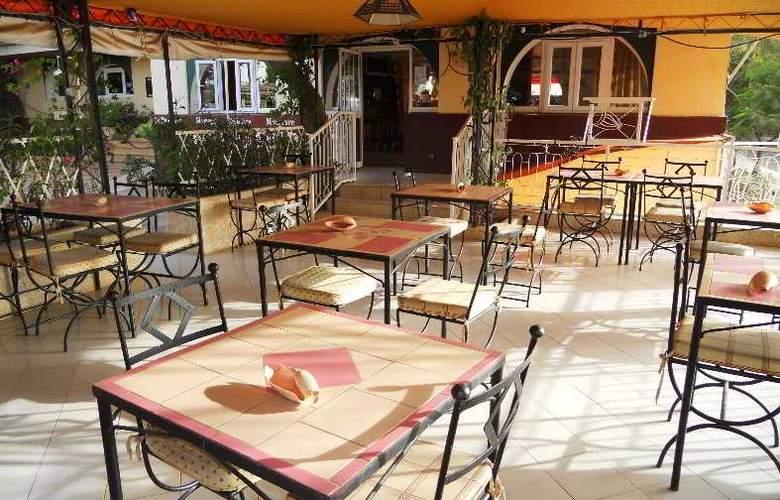 Les Flamboyants Saly - Restaurant - 4