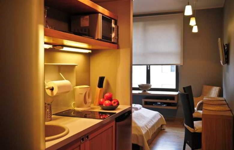 La Gioia Modern Designed Studios - Room - 1