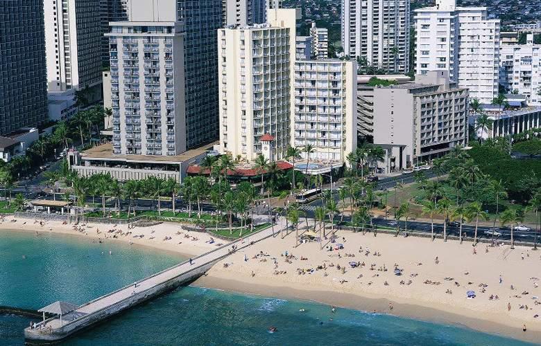 Aqua Park Shore Waikiki - Hotel - 0