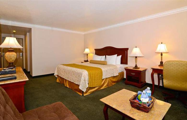 Best Western Newport Mesa Hotel - Room - 105