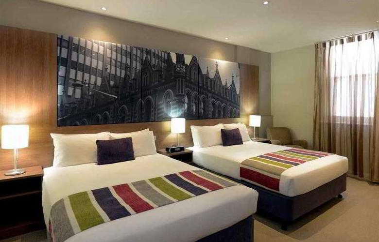 Mercure Grosvenor Adelaide - Hotel - 38