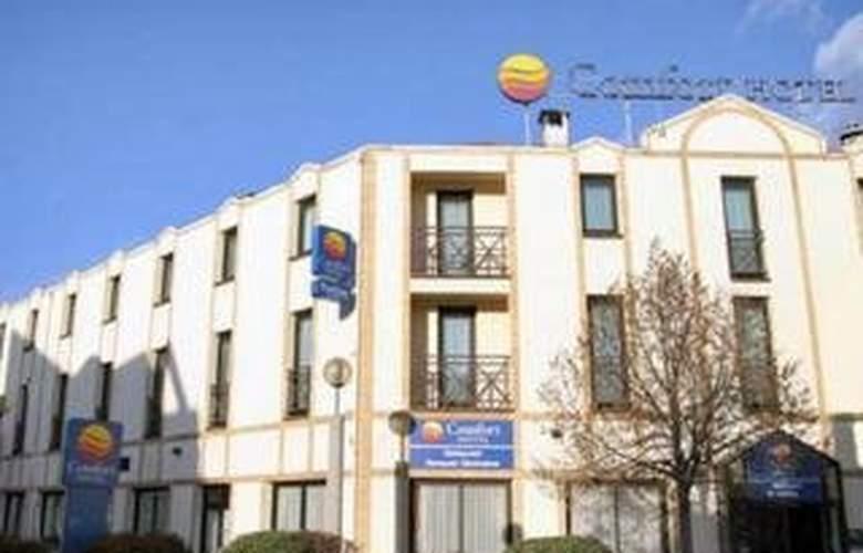Comfort Hotel Bezons-La Defense - Hotel - 0