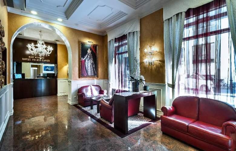 Best Western Hotel Felice Casati - General - 47