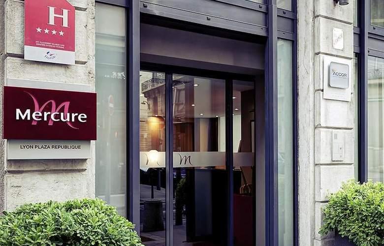Mercure Plaza Republique - Hotel - 36