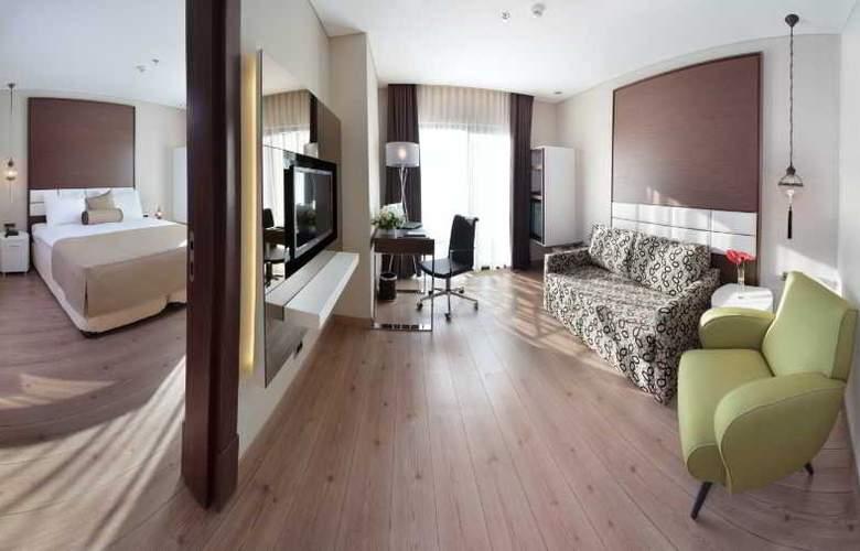 Istanbul Dora Hotel - Room - 12