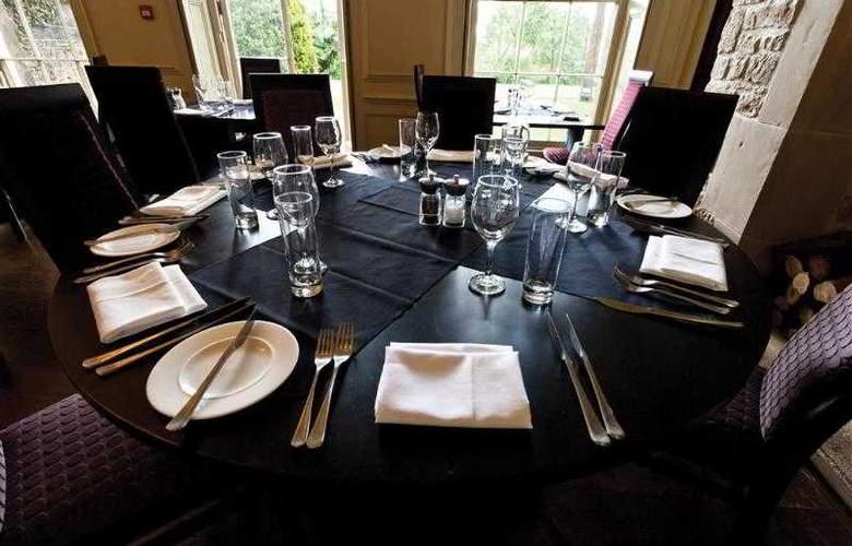 Best Western Mosborough Hall - Hotel - 116