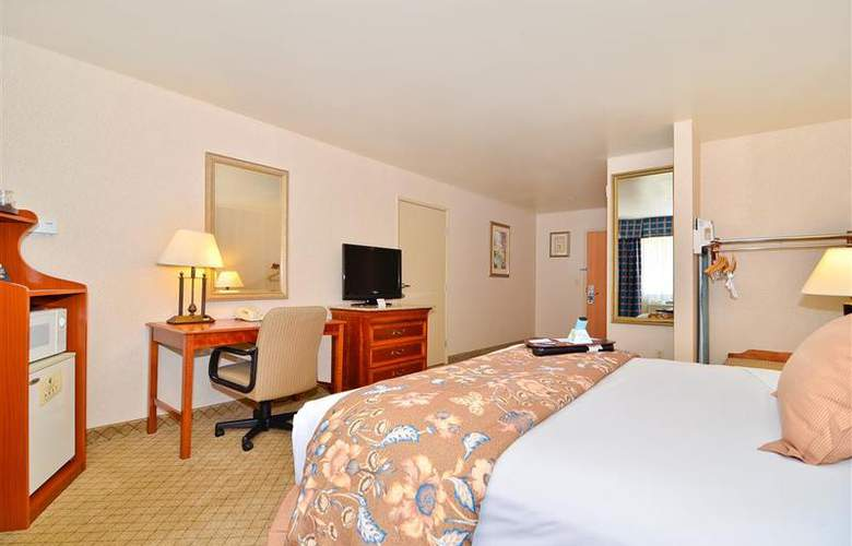 Best Western Plus High Sierra Hotel - Room - 140