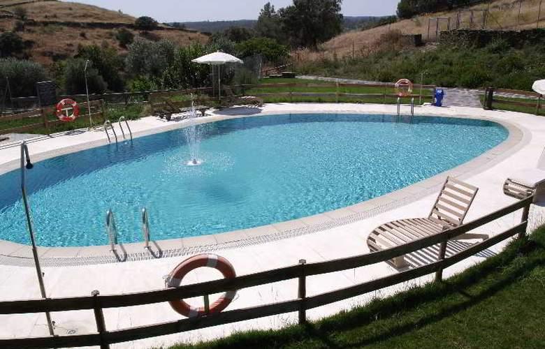 Hospederia Conventual de Alcantara - Pool - 23