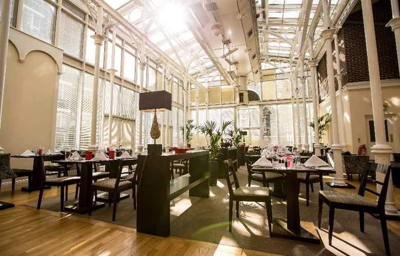 Hilton London Euston - Restaurant - 28