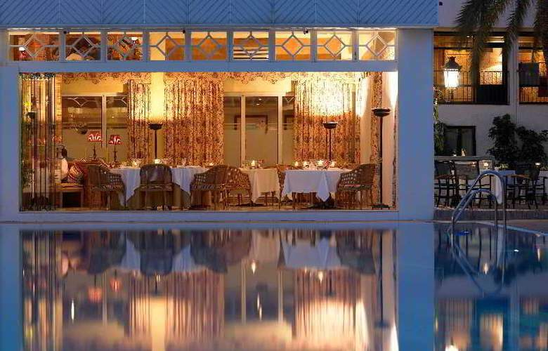 Los Monteros hotel and Spa - Restaurant - 8